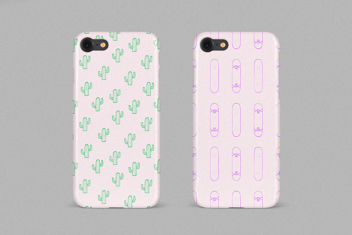 showcase phone case